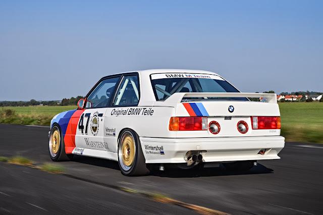 P90237153 highRes 30 χρόνια με BMW M3 – η ιστορία ενός εμβληματικού μοντέλου (Photos)
