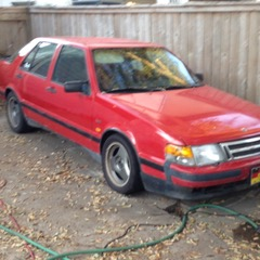 Daily Turismo: Seller Submission: 1992 Saab 9000 Turbo
