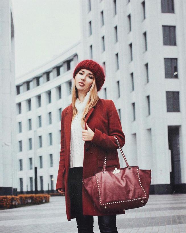 модный блоггер зима фото, модные советы от блоггеров зима 2016 2017, модные блоггеры зима 2017