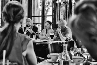 Jean-Claude Savignac, Colertte Klein, Guy Chaty