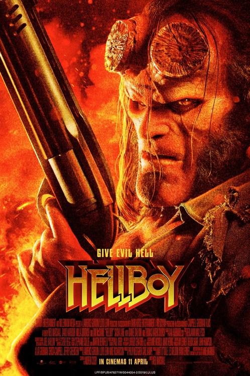 Review Filem Hellboy