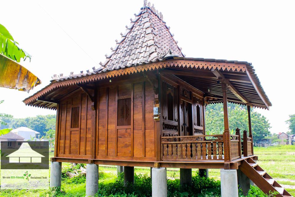 Rumah Gladak Kayu