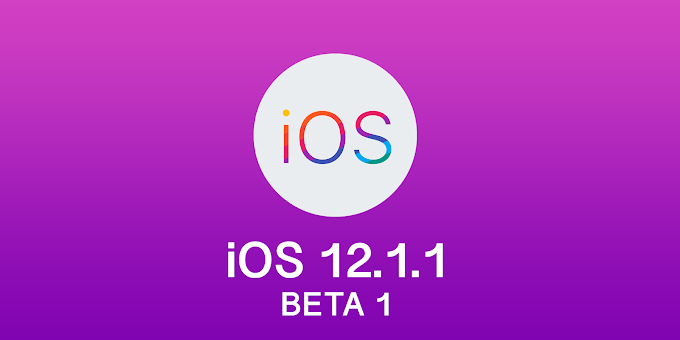 Apple iOS 12.1.1 Beta 1 released