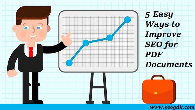SEO for PDF Documents