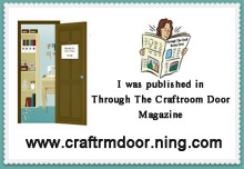 Through the Craft Room Door