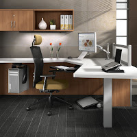Global Total Office Ergonomic Interior