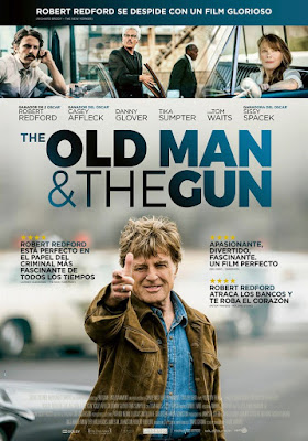 The Old Man and the Gun [2018] [DVD R1] [Latino]