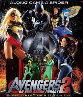 Avengers XXX 2 An Axel Braun Parody (2015)