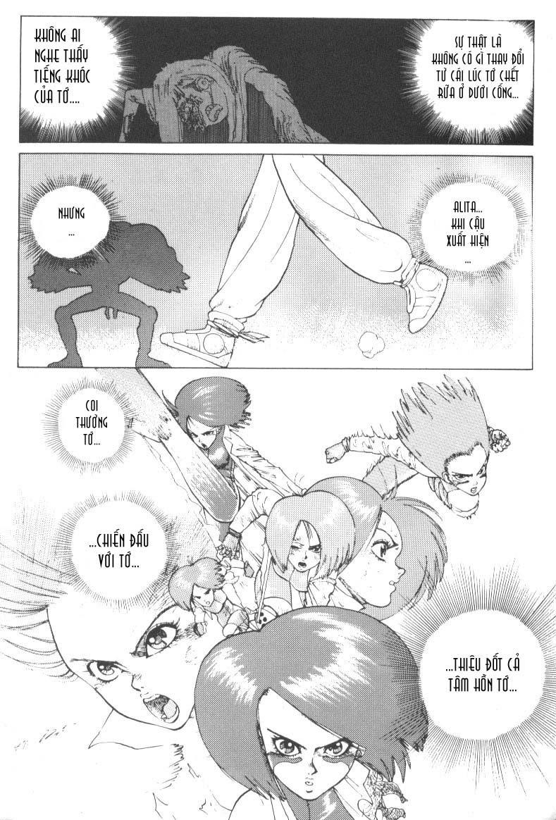 Battle Angel Alita chapter 07 trang 22