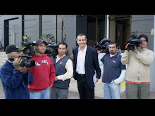 Prensa nacional on location...backstage 007 on.. www.chilevision.cl