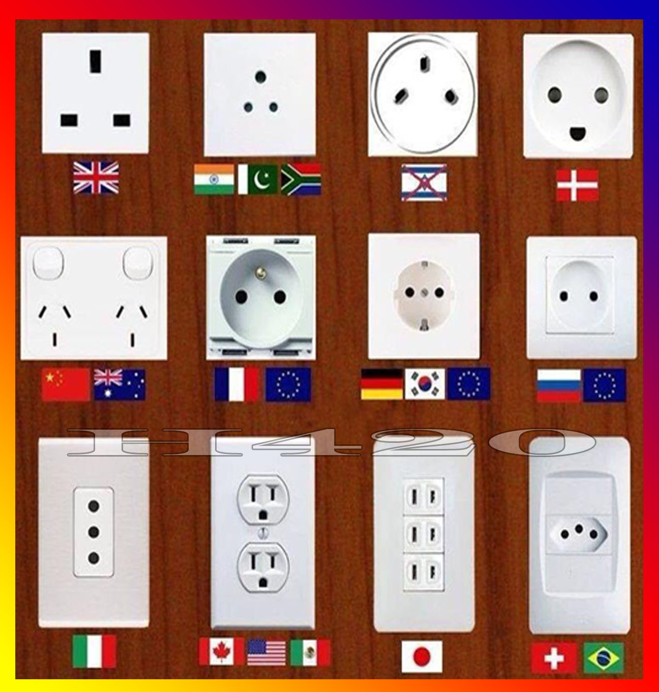 Cool Electrical Outlets A Guide Of Where Electrical Outlets Come From Coolguides