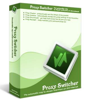 Proxy Switcher PRO 5.10.0 Build 6810 + Crack