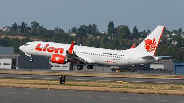 Fakta  Pesawat Lion Air JT 610 Jatuh di Karawang
