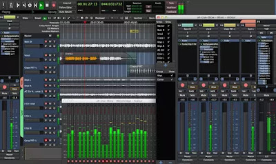 Sofware lengkap edit suara