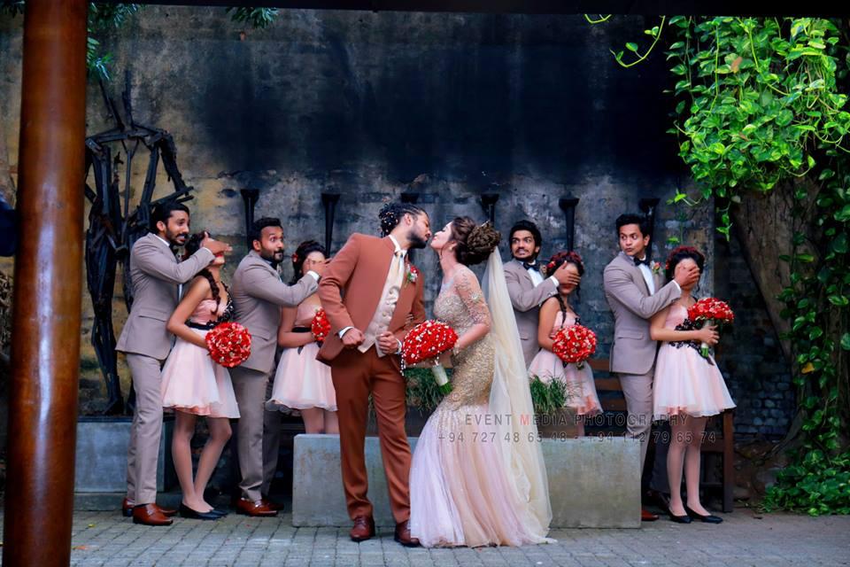 Co emcee wedding