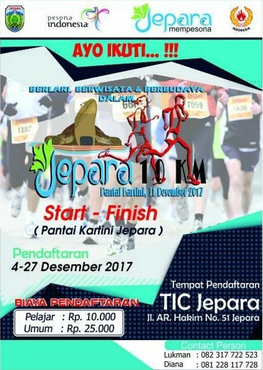 Jepara 10K • 2017