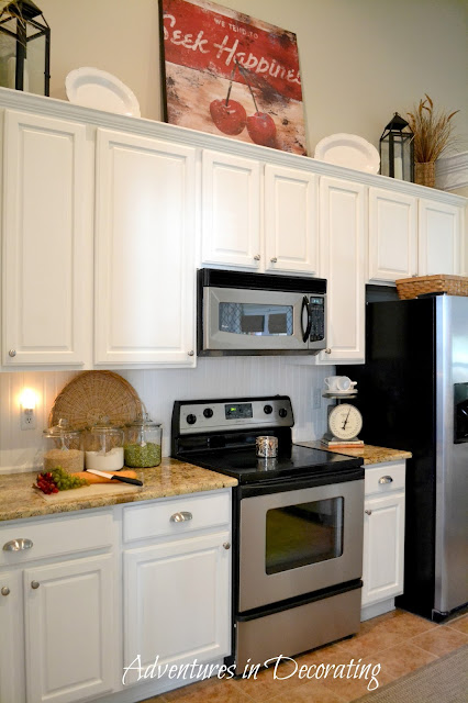 Adventures In Decorating Our Kitchen Tour And Two Giveaways