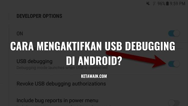 √ BERHASIL! Cara Mengaktifkan USB Debugging di Android