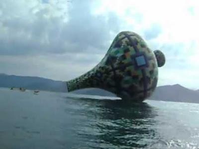 Tem Na Web - Soltar balões é crime ambiental