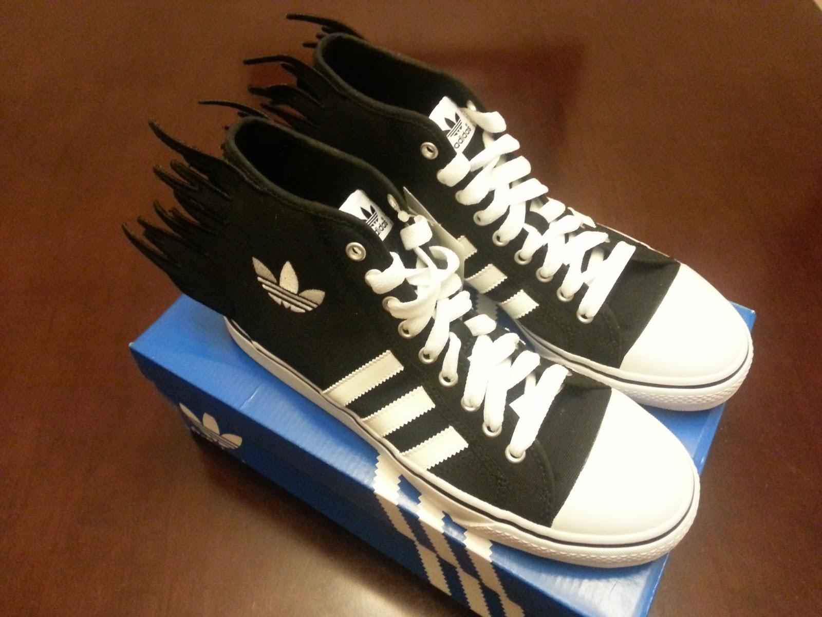 c7151ac3382 Adidas Collection  Adidas Jeremy Scott ObyO JS Nizza Jagged