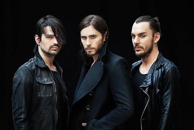 Video: Thirty Seconds To Mars - Rescue Me