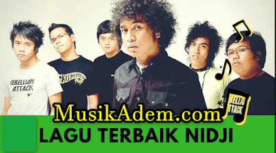 Download Terbaru Lagu Nidji Mp3 Full Album