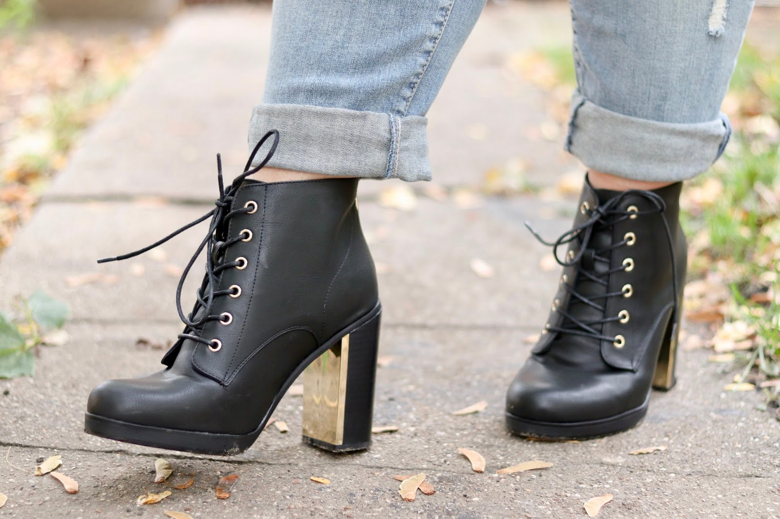THE CHICEST COMBAT BOOTS YOU'VE EVER SEEN