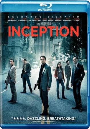 Inception 2010 BluRay 450MB Hindi Dubbed Dual Audio 480p Watch Online Full Movie Download bolly4u