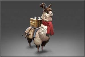The Llama Llama Couriers mod