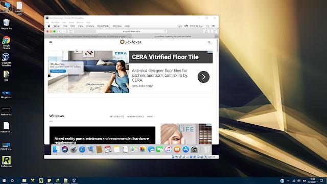 mac virtual pc free