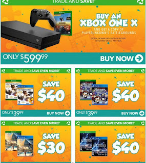 EB Games Canada Flyer February 16 - 22, 2018