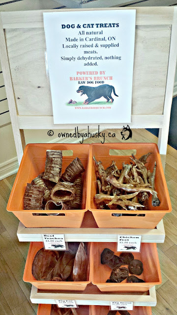 All Natural Dehydrated Dog Treats #BarkersBrunch in Smiths Falls