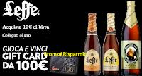 Logo Concorso ''La tua birra ti premia'' con 135 buoni spesa da 100€ : anticipazione!