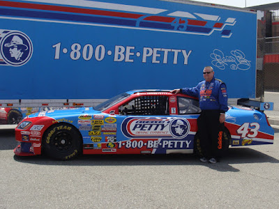 NASCAR Racing Experience, Richard Petty Driving Experience to Merge