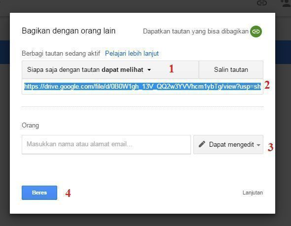 Memanfaatkan Google Drive Sebagai Media Hosting File Css Dan Javascript Ucoepoe Web
