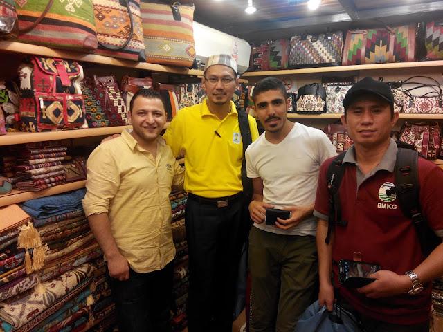 Wisata Istanbul - Grand Bazaar