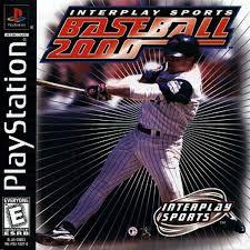 Interplay Sports Baseball 2000 - PS1 - ISOs Download