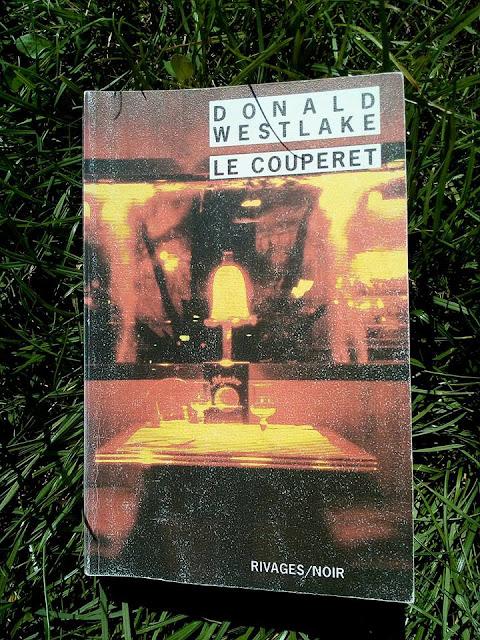 """""""Le couperet"""" de Donald Westlake - éditions Rivages noir"""