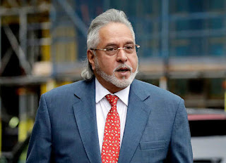 Vijay Mallya declared as Fugitive Economic Offender