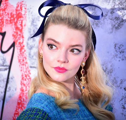 Anya Taylor-Joy best red carpet fashion dresses photo