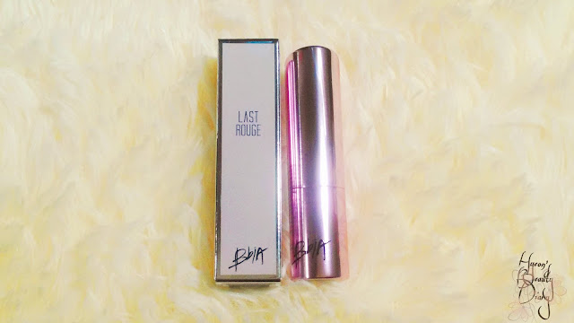 Review; Bbia's Last Rouge Velvet 10 Romantically Brown (우아해)