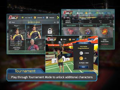 Game Badminton untuk android