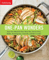 Review: One Pan Wonders by America's Test Kitchen