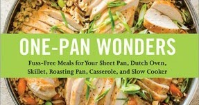 One Pan Wonders Cookbook By America S Test Kitchen