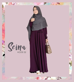 Gamis Jasmine Seina Dress 02