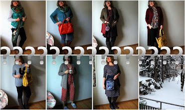 MY WEEK IN COLOURS und LINK-UP!
