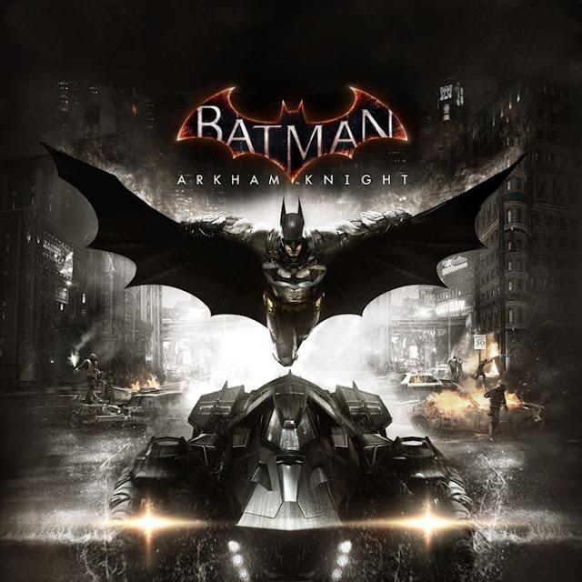 Batman Arkham Knight READ NFO-CPY