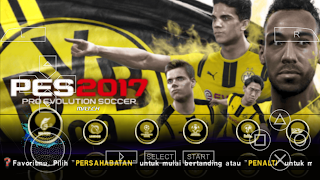 PES Jogress v2 2017 ISO update With Save data