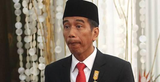 Kekalahan Jokowi di Survei Kompas