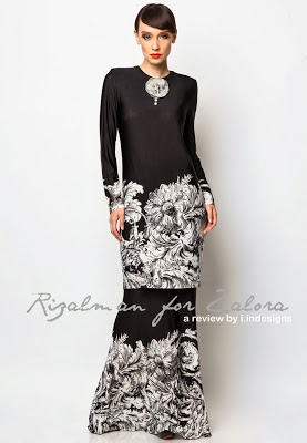 design baju raya rizalman for zalora